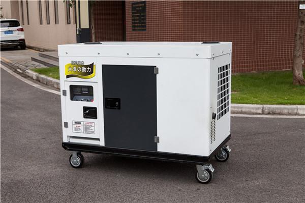 大泽动力40千瓦静音柴油发电机组报价-- 上海豹罗实业有限公司
