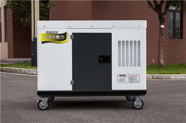 低噪音型25千瓦大泽柴油发电机组-- 上海豹罗实业有限公司