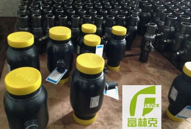 采暖管道 手动全焊接球阀-- 富林克泵阀制造(上海)有限公司