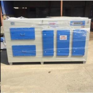 光氧活性炭一体机设备 喷漆房注塑废气处理设备