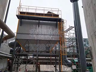 辽宁8吨燃煤锅炉除尘器改造流程-- 泊头市若雨环保设备有限公司