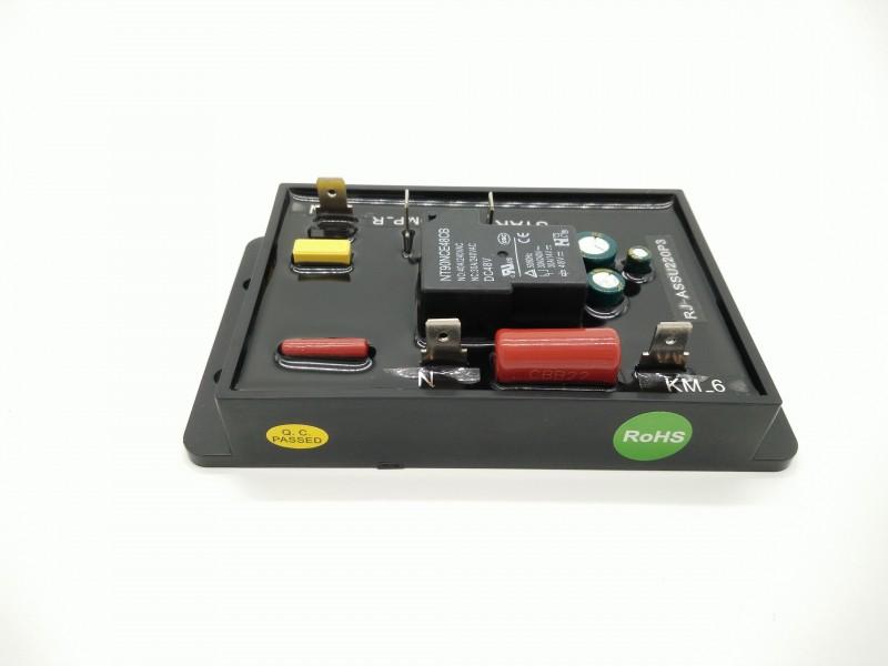 单相220V3P空调软启动(启动瞬态电流降为额定电流的2倍)-- 珠海瑞景电子科技有限公司