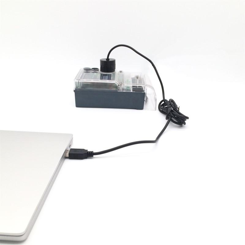 DL/T645规约电表远红外抄表光电头 USB接口红外抄表头-- 珠海瑞景电子科技有限公司