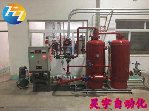 昊宇蒸汽回收机在食品行业的节能价值-- 山东昊宇自动化有限公司