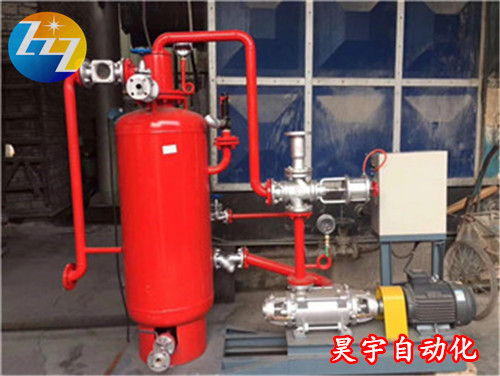 HY昊宇蒸汽回收机的节能好帮手-- 山东昊宇自动化有限公司
