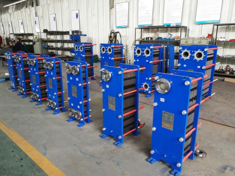板式换热器厂家;合肥宽信专业定制板式换热器及全焊板式换热器-- 合肥宽信机电有限公司