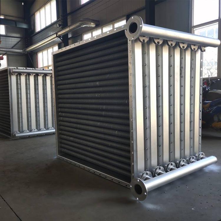 宽信蒸汽烘干翅片管散热器;翅片管换热器厂家;翅片换热器厂家-- 合肥宽信机电有限公司