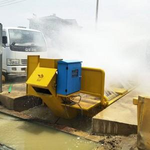 运煤道安装水冲洗设备怎么样-用过都说好