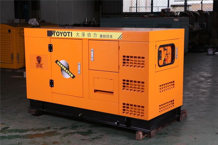 通信机房用静音75kw柴油发电机组-- 上海豹罗实业有限公司