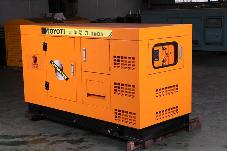 大泽60kw静音柴油发电机TO62000ET-- 上海豹罗实业有限公司