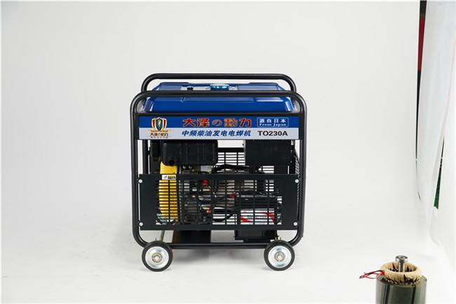 大泽动力230A柴油发电电焊机价格-- 上海豹罗实业有限公司