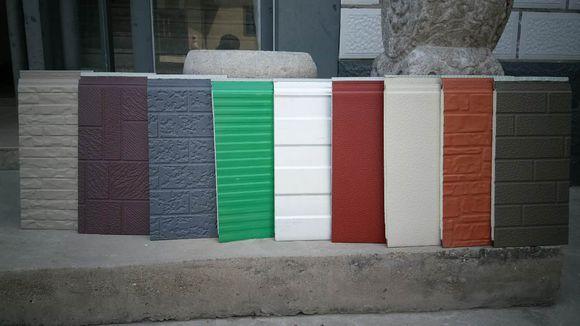 四川聚氨酯金属雕花板,金属保温装饰一体板-- 四川速博瑞建材有限公司