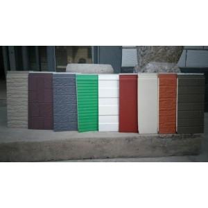 四川聚氨酯金属雕花板,金属保温装饰一体板