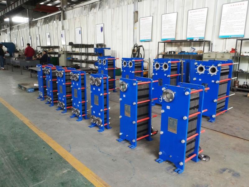 板式换热器型号 换热器厂家 板式换热器选型