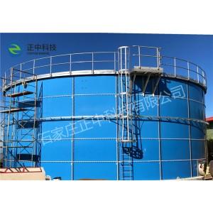 酿酒厂废水如何处理_废水处理储罐_搪