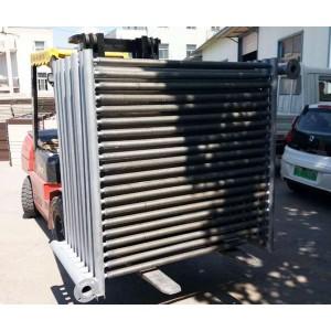 不同材质的翅片管蒸汽散热器防腐性能比较