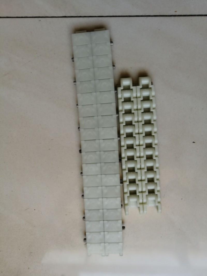 上海帛溢推出40P50P60p塑料链条输送带-- 上海帛溢自动化设备有限公司