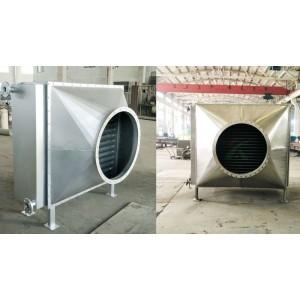 烟气余热回收换热器是工厂及工业生产中节能必备品