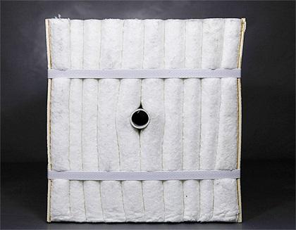 山东陶瓷纤维保温棉厂家现货批发-- 山东金石耐火材料有限公司