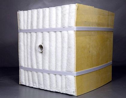 淄博环保耐材陶瓷纤维模块-- 山东金石耐火材料有限公司