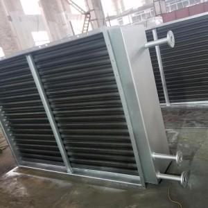 降低散热器油温神器翅片管风冷却器