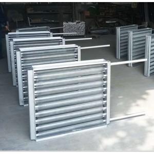 蒸汽散热器 翅片管散热器 翅片管蒸汽散热器厂家