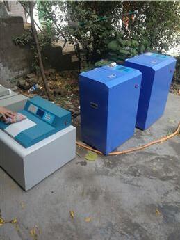 化卡机-检测煤炭大卡热值-化验砖坯卡位机-- 鹤壁市开平仪器有限公司