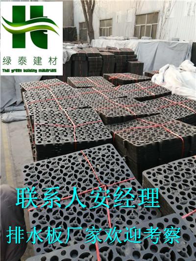 今日报价-南宁2.5公分30高蓄排水板车间厂家