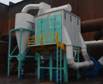 滤板式除尘器丨专业生产环保设备厂商丨除尘设备丨废气处理-- 东莞市健强环保机械设备有限公司