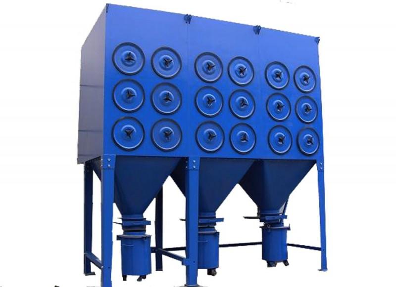 滤筒式除尘器丨东莞环保设备丨环保达标-- 东莞市健强环保机械设备有限公司