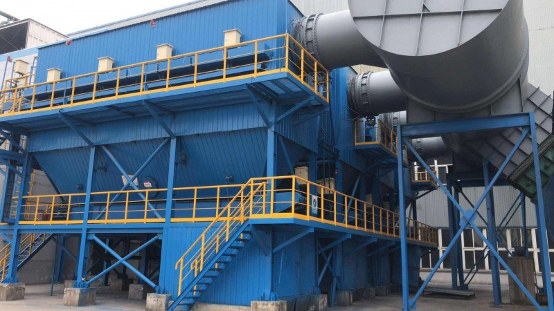 东莞环保设备厂丨烧结板/塑烧板除尘器丨环保达标-- 东莞市健强环保机械设备有限公司