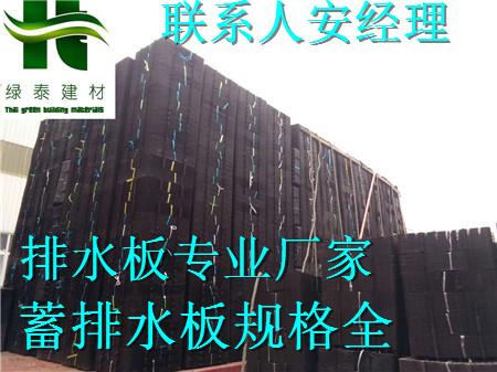 珠海3公分蓄排水板\惠州车库排水板2公分高度