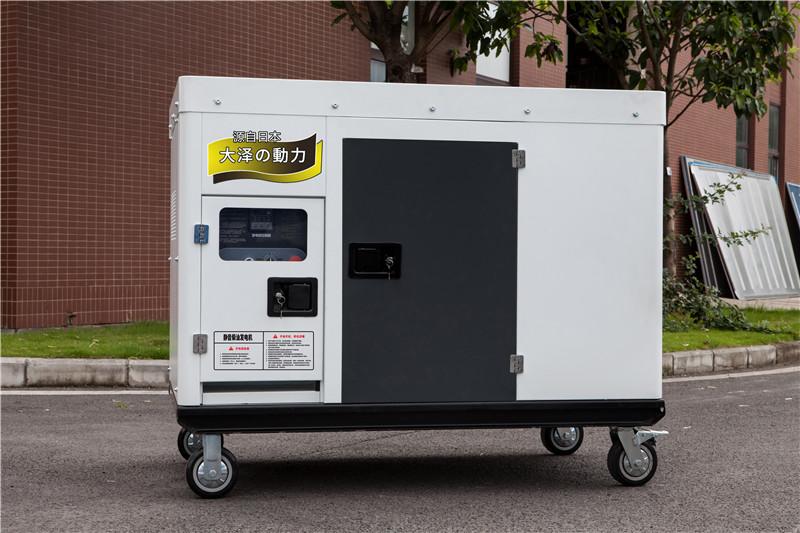 大泽动力30kw柴油发电机投标项目-- 上海欧鲍设备有限公司