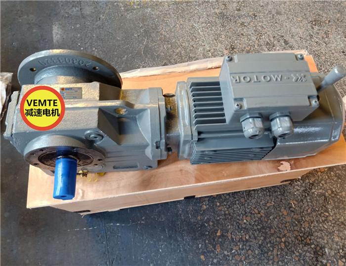 KAF67AM71M4中空90度减速机,4点5千瓦调速电机-- 东莞市西米特机电设备有限公司