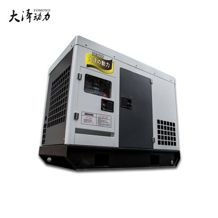 大泽动力60kw无刷柴油发电机组-- 上海豹罗实业有限公司