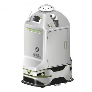智能消毒(环境监测)机器人-南江机器人