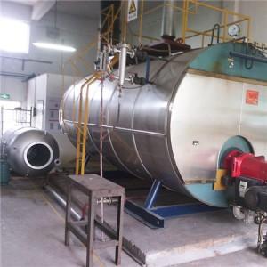 节能锅炉 锅炉节能 烟气余热回收利用节能换热器