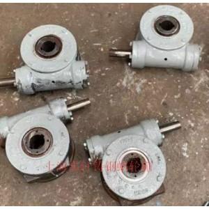 上海禹轩QDX3单级蜗轮箱  多回转型阀门手动装置