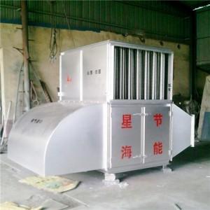余热回收锅炉 省煤器设备 烟气脱白 楚雨源
