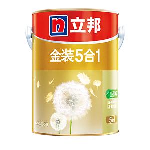 广元立邦金装五合一内墙乳胶漆批发零售立邦所有产品-- 立邦涂料(四川)有限公司