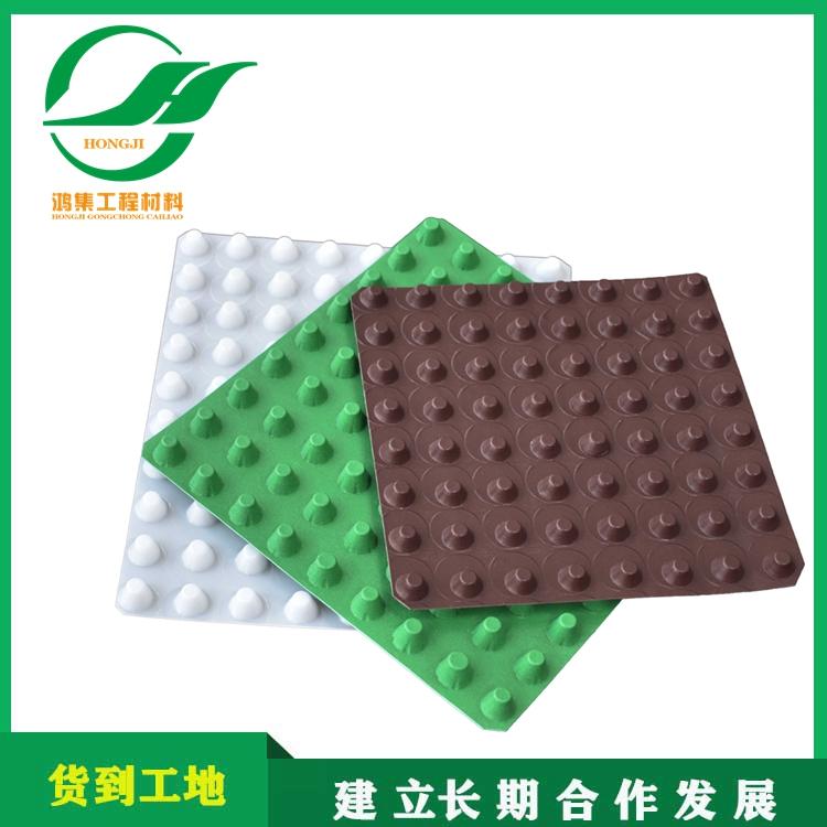 广东莲藕养殖专用膜使用-- 泰安市程源排水工程材料有限责任公司