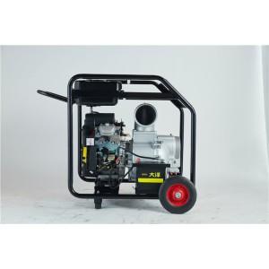 单缸6寸柴油水泵特点