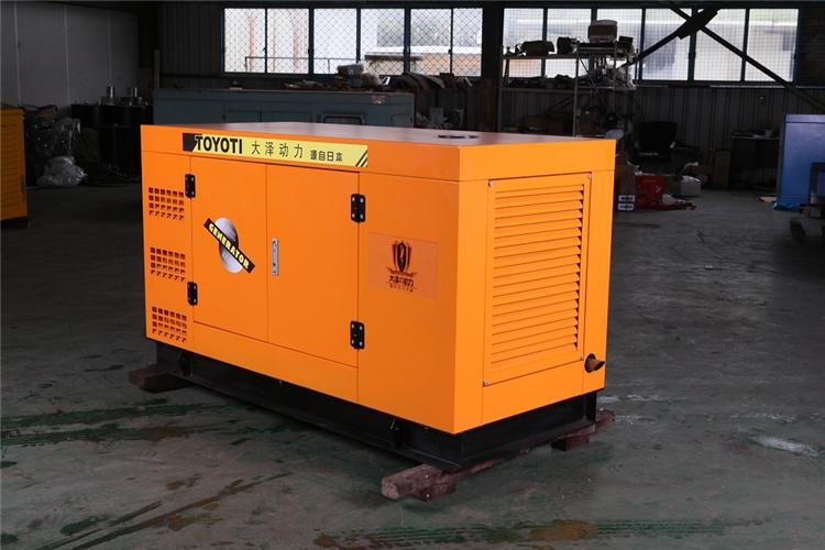 通信机房用静音120kw柴油发电机组-- 上海豹罗实业有限公司