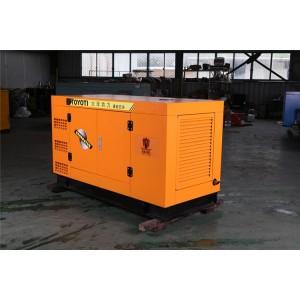 通信机房用静音120kw柴油发电机组