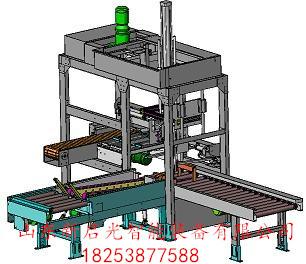 自动装箱机的工作原理-- 山东新启光智能装备有限公司