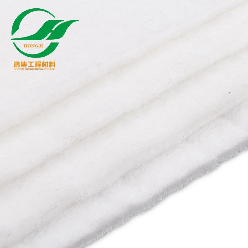 金华200克绿色土工布厂家防尘土工布价格-- 惠州市鸿集工程材料有限公司