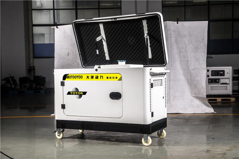 大泽静音6千瓦无刷汽油发电机优点-- 上海豹罗实业有限公司