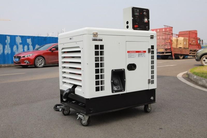 大泽20kw永磁柴油发电机组报价-- 上海豹罗实业有限公司