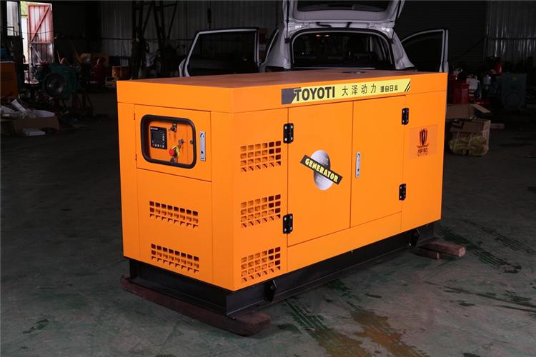 机房用100kw静音柴油发电机组-- 上海豹罗实业有限公司