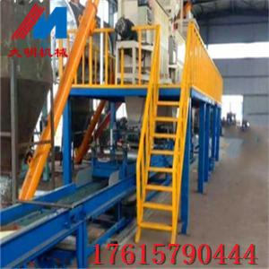 新型一体板生产设备报价 一体板生产设备用工少-- 宁津县大明机械有限公司